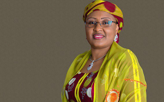 Wife of Nigerian President, Aisha Buhari Seeks Collaboration with US NGO-A delegate led by Queen Blessing Itua