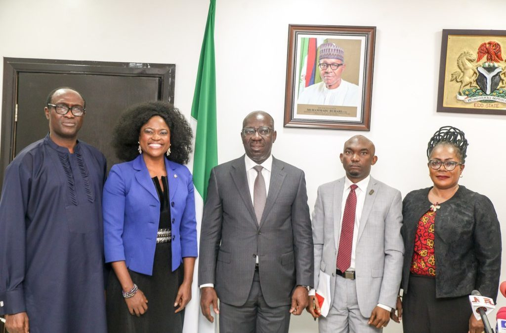 Edo Govt State of Nigeria seeks partnership with Diaspora community on gender mainstreaming