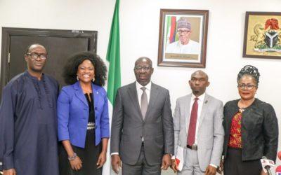 Edo Govt State of Nigeria seeks partnership with Diaspora community on gender mainstreaming