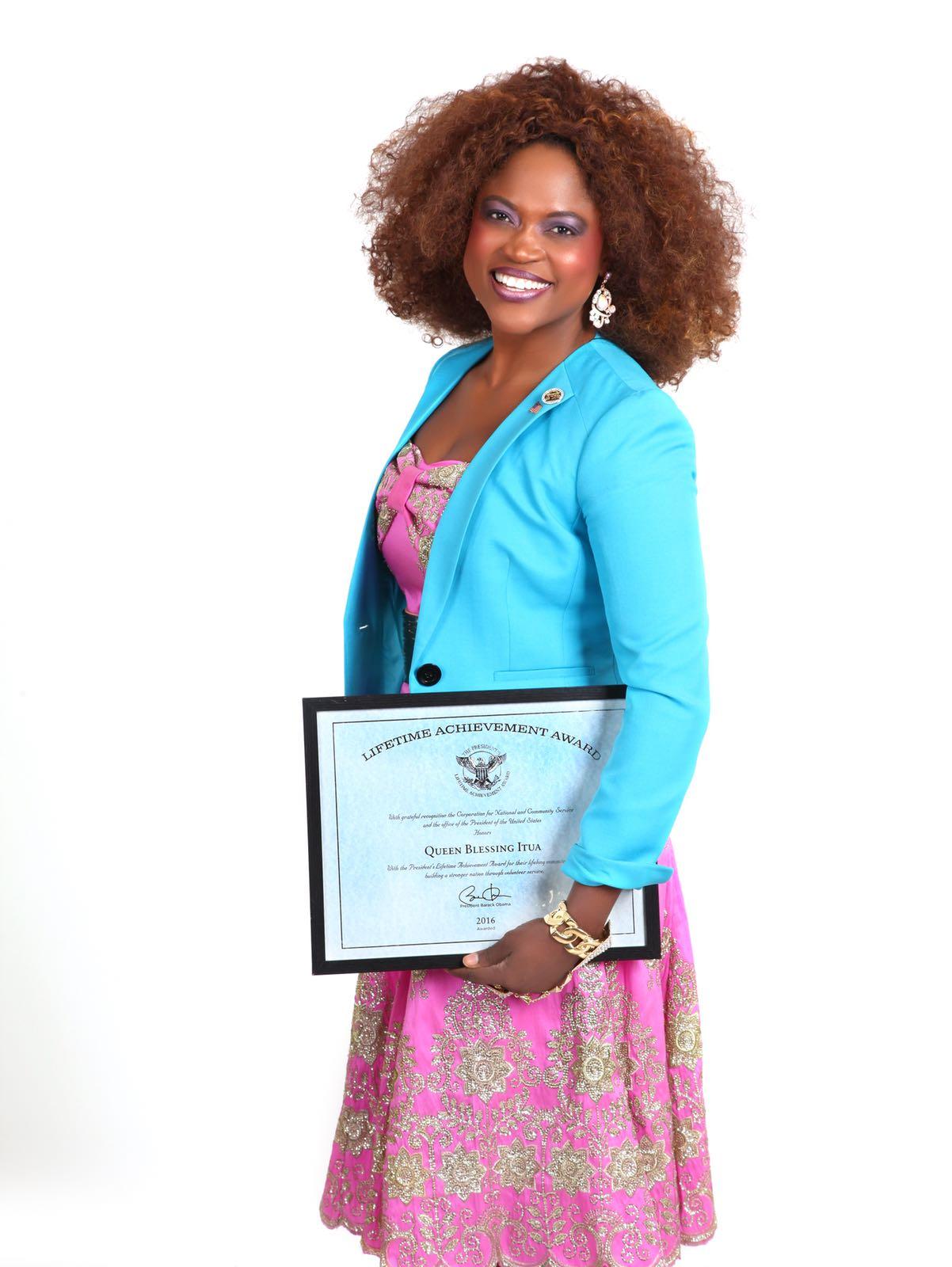 Dr. Queen Blessing Itua